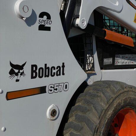 Minicargadora ocacion Bobcat s570
